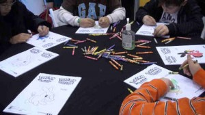 The Coloring Station