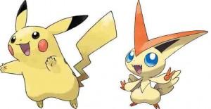 Pikachu Victini