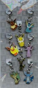 Eevee charms