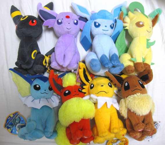 2012 Japan Pokemon Center Eevee Collection Goods | Pokezine